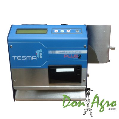 Humedímetro Tesma Plus2 con Impresora