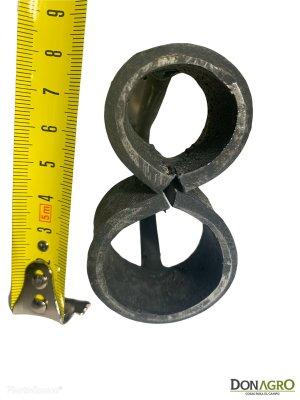 Juego de numeros para marcar a fuego 8 cm (0-9)