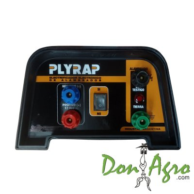 Kit Boyero Electrificador Solar Plyrap FIASA 40km 1.8j