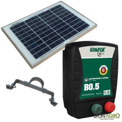 Kit Boyero Electrificador Solar Stafix ENERTIK 25km 0,5j