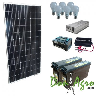 Kit Solar 600w ECO (Financiacion)