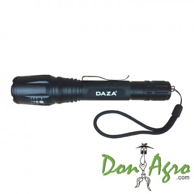 Linterna Tactica tipo Cree T6 LED DAZA