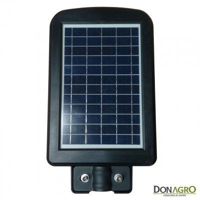 Luminaria Solar 30W con control remoto