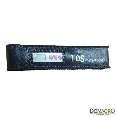 Medidor de Sales/Solidos Disueltos y Temperatura TDF