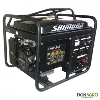Motosoldador Shimura SRFWD-210 140 Amp