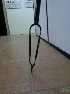 Muestreador de suelos rotativo