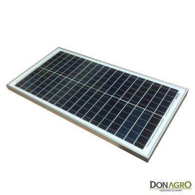 Panel Solar Enertik 30w 18v