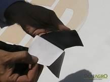 Parche para reparacion silo bolsa Agro Adhesivo
