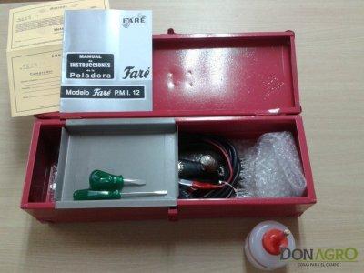 Peladora Faré P.M.I 12v - 12 volts