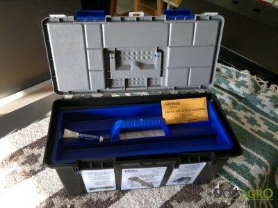 Peladora Oster Clipmaster con maletin