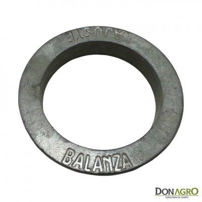 Pesa balanza-ajuste Tesma Campo