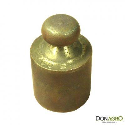 Pesa Bronce 100g para Humedimetro Delver 1000DD
