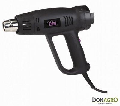 Pistola de Calor Industrial