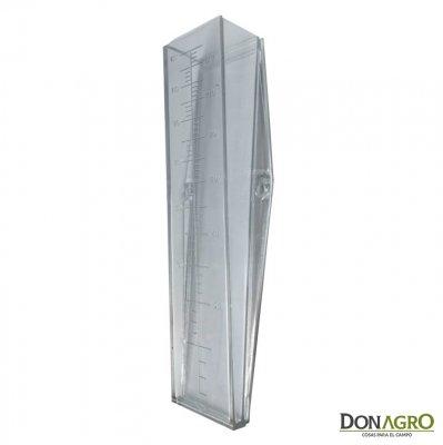 Pluviometro Plastico 130mm
