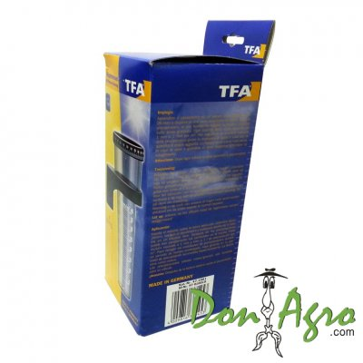 Pluviometro TFA plastico
