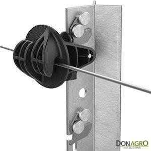Poste Metalico Clipex Eco 1.60m para electrico