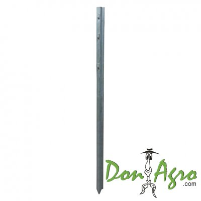 Postes Z Galvanizados Tec-Metal 1.30m