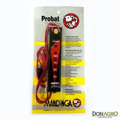 Probador de baterias Probat Mandinga