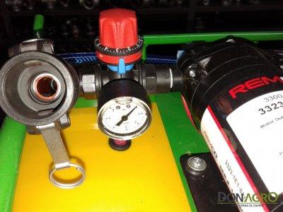 Pulverizador 3300 de Precisión 7.7 lts 40 PSI 12v (Completo)