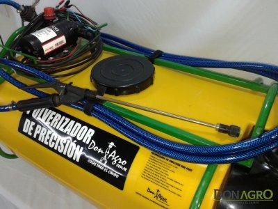 Pulverizador de precisión Don Agro 5500 19lts 60 PSI 12v