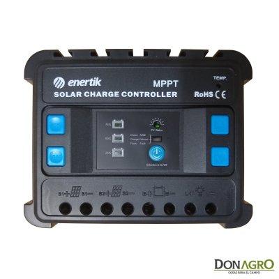 Regulador de Voltaje carga solar MPPT 20A 12v/24v
