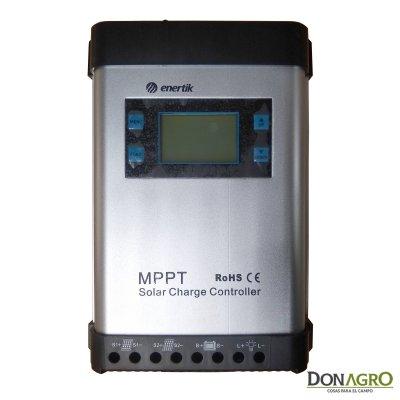 Regulador de Voltaje carga solar MPPT 40A 24v