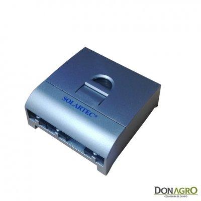 Regulador de Voltaje Solartec SC20 12/24v 20A