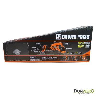 Sierra Sable a Bateria Recargable 18V Flex One Dowen Pagio