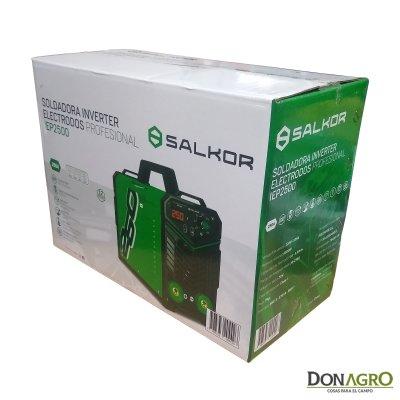 Soldadora Inverter Salkor Profesional 250 Amp