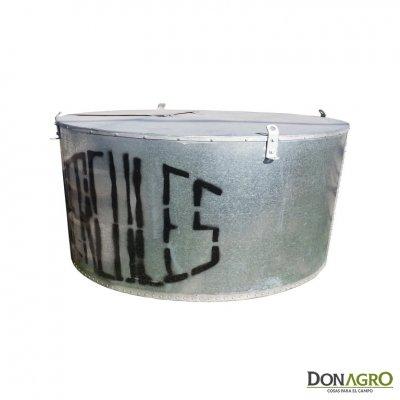 Tanque Cilindrico de 4000 Lts