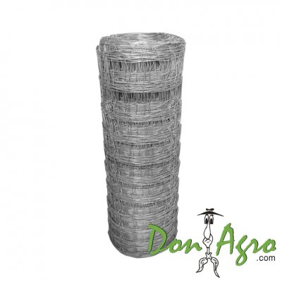 Tejido cuadrangular chanchero 11-100-15-12 rollo de 100mts