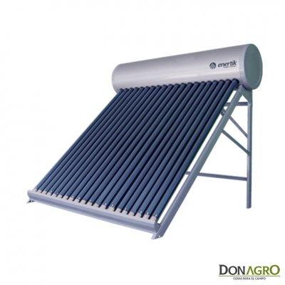 Termotanque Solar 200 lts Presurizado