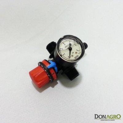 Valvula reguladora de presion 1/2 M - 1/2 M