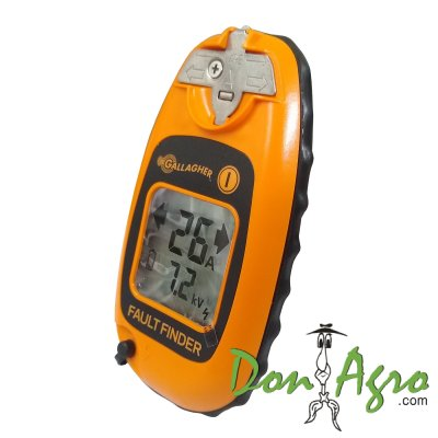 Voltimetro Digital Detector de Fallas Gallagher SmartFix