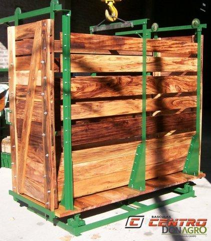 Báscula Terneros Balanza Centro 800 kg