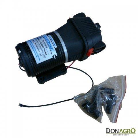 Bomba para agua FLOPOWER 12v - 17 Lts - 40PSI