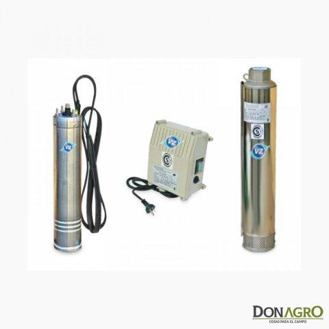 Bomba sumergible para agua 3 hp don agro - Bombas de agua electricas precios ...