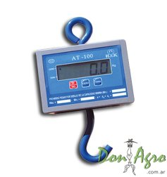 Balanza Electronica terneros Hook 150kg