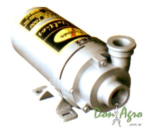 Electrobomba Super 7000 12 o 24v para Diesel Agua y Agroquimicos