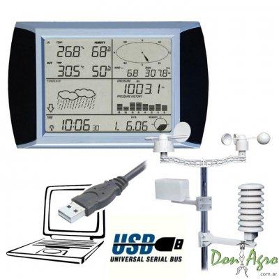 Estacion Meteorologica SINOMETER WS 1081